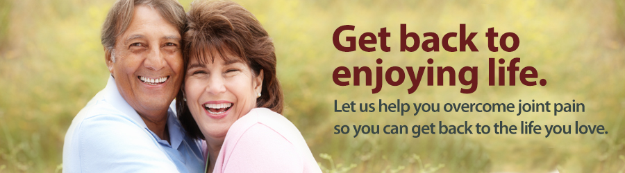 Let us help with your Joint Pain